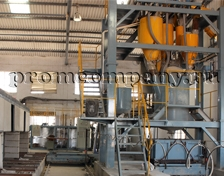 AAC block plant manufacturer