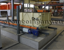 non autoclaved block concrete production